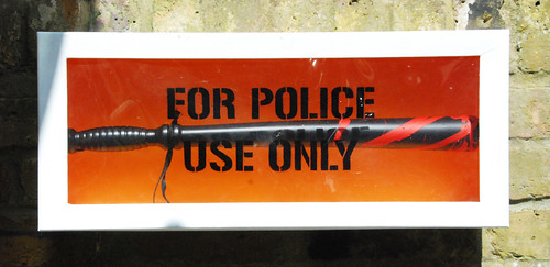 For Police Use Only