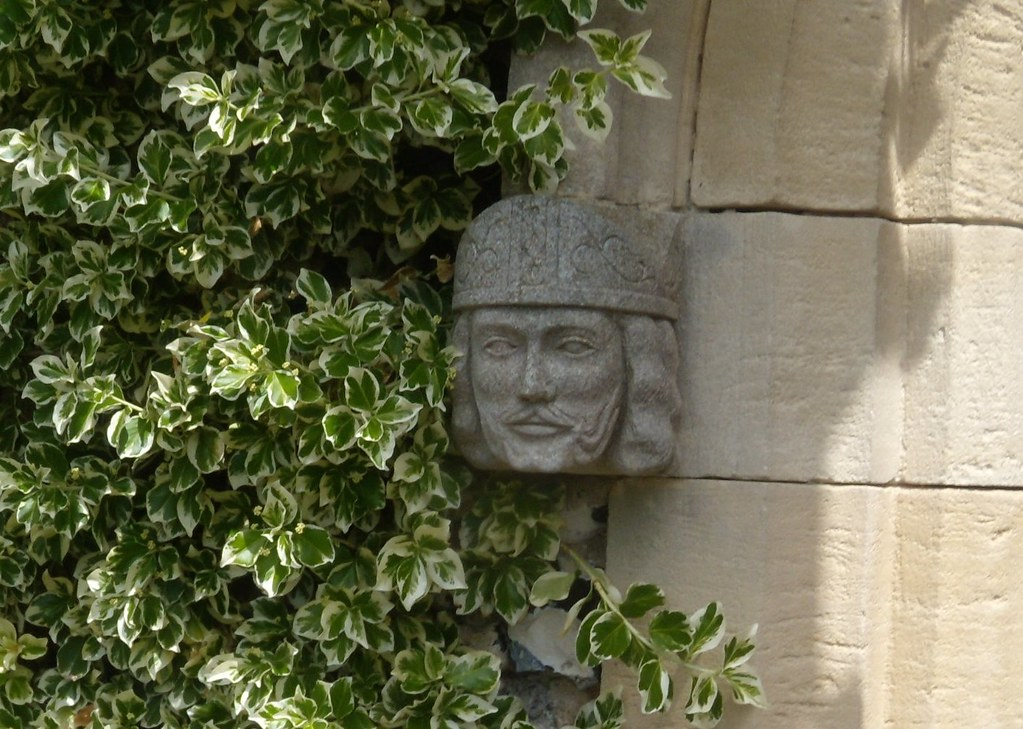 Head, St Margarets Church, Rottingdean Southease to Rottingdean