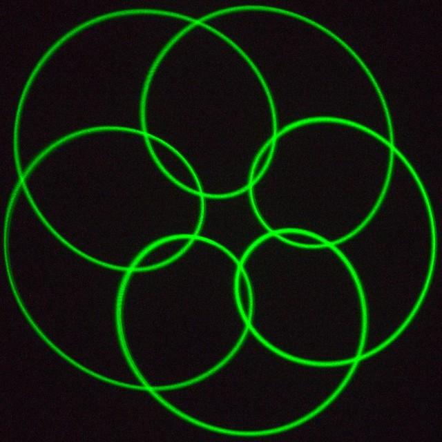 Laser Spirograph Pattern | Flickr - Photo Sharing!