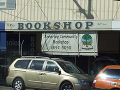 Annerley Community Bookshop, Ipswich Rd, Annerley Junction, Brisbane, Queensland, Australia 090617