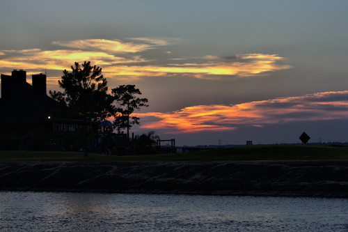 sunset sky lake water colors clouds texas conroe canonef50mmf14usm waldenmarina