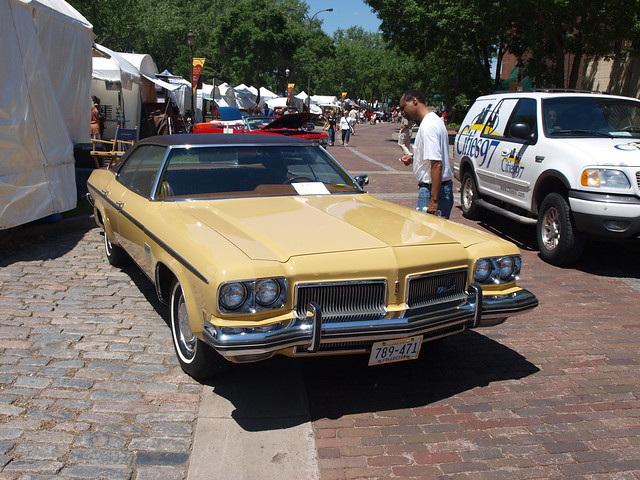 1973 Oldsmobile Delta 88 Royale 1