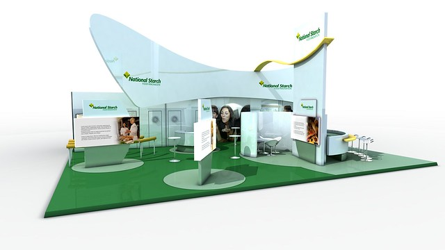 Food Exhibition Stand Design : Bespoke exhibition stand design view flickr photo