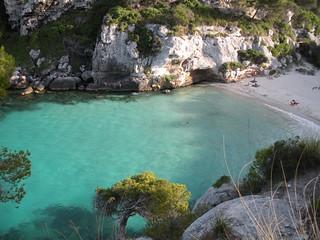 Menorca 2009 - Cala Macarelleta