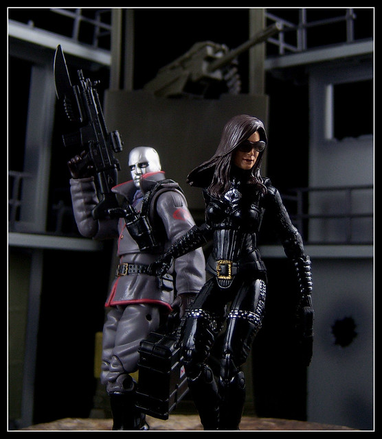 GI Joe Rise of Cobra - Baroness and Destro 01 - a photo on ...