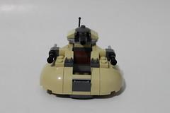LEGO Star Wars Microfighters AAT (75029)