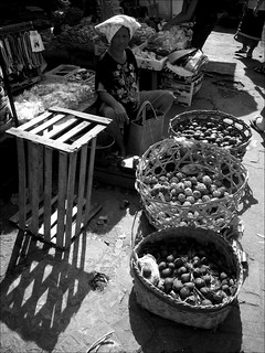 In a Balinese market - Fruit