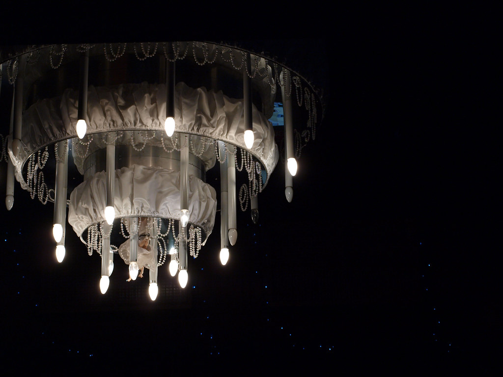 YIP Day 62 - Chandelier