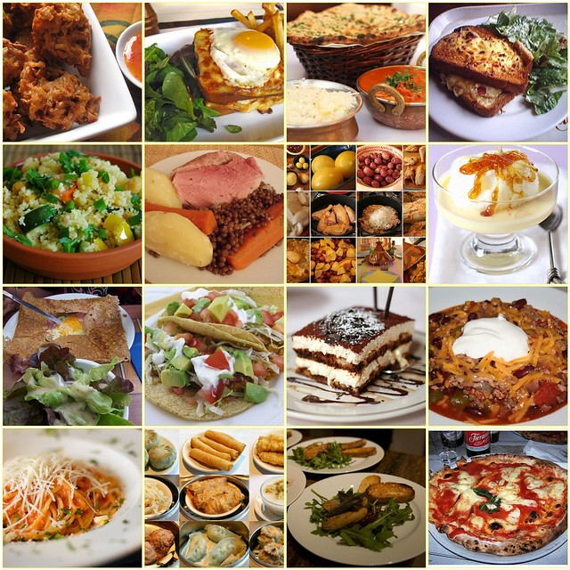Different types of food flickr photo sharing - Different types of entrees ...