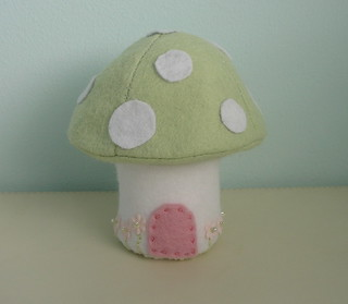 Easter mushroom four!