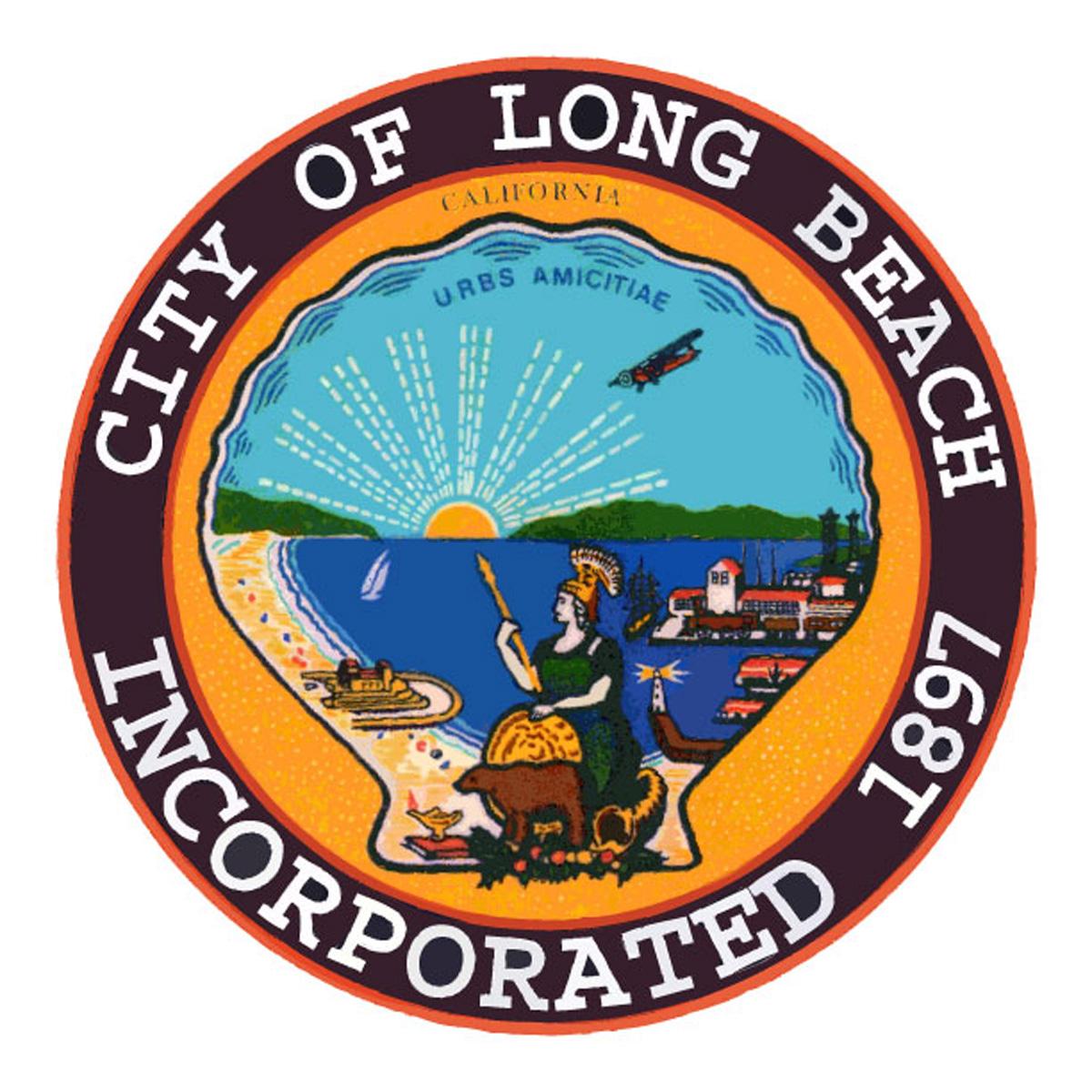 City Of Long Beach Ca Seal