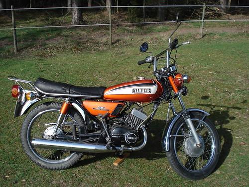 Motorcycle parts yamaha 125 as3 for Yamaha motorcycle parts online