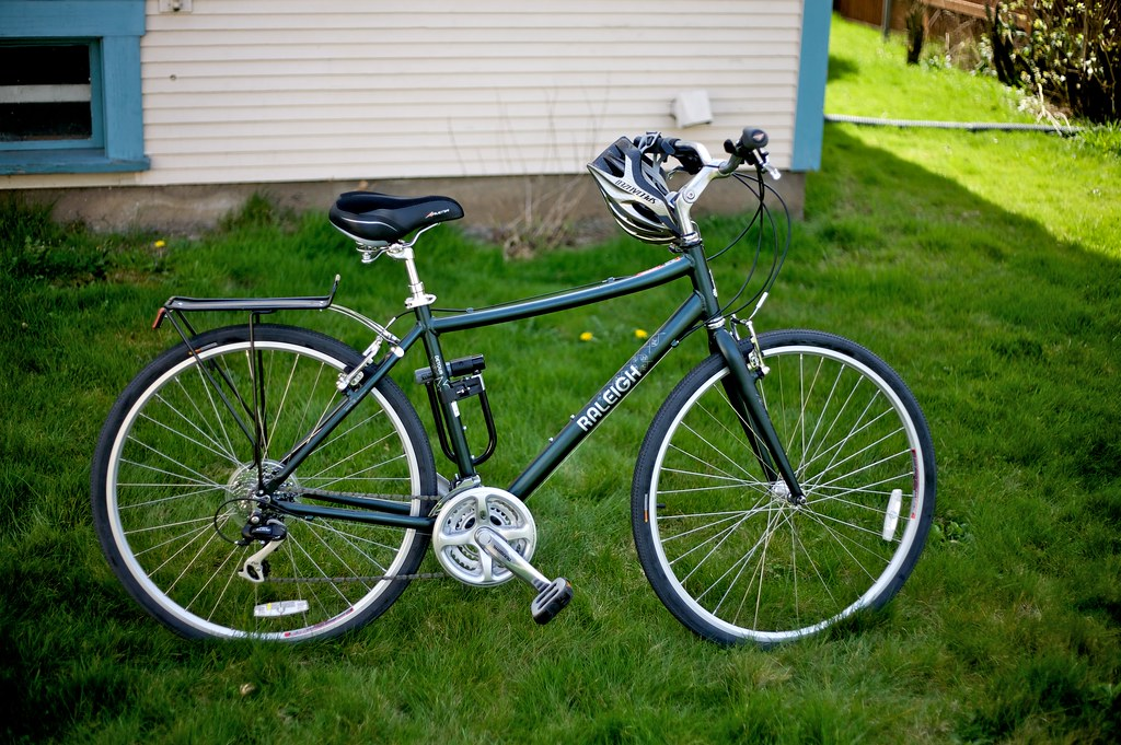 My first grownup bike!