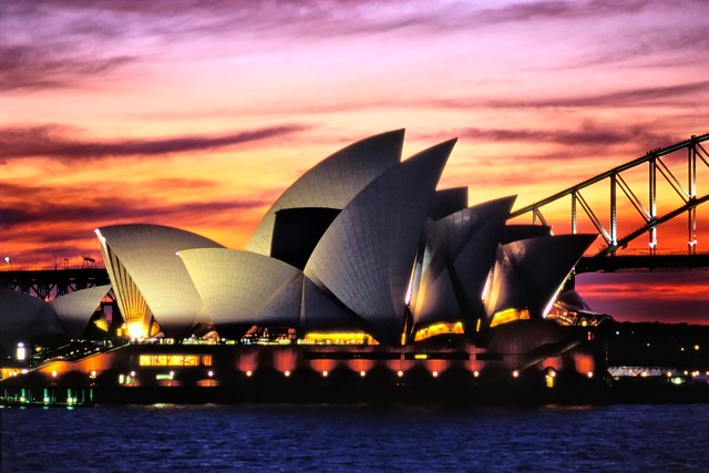 Australia - Sydney OperaHouse