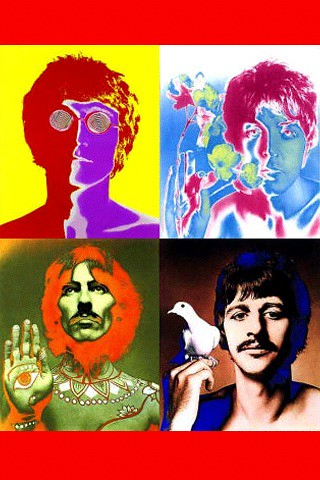 Beatles iPhone wallpaper | Flickr - Photo Sharing!