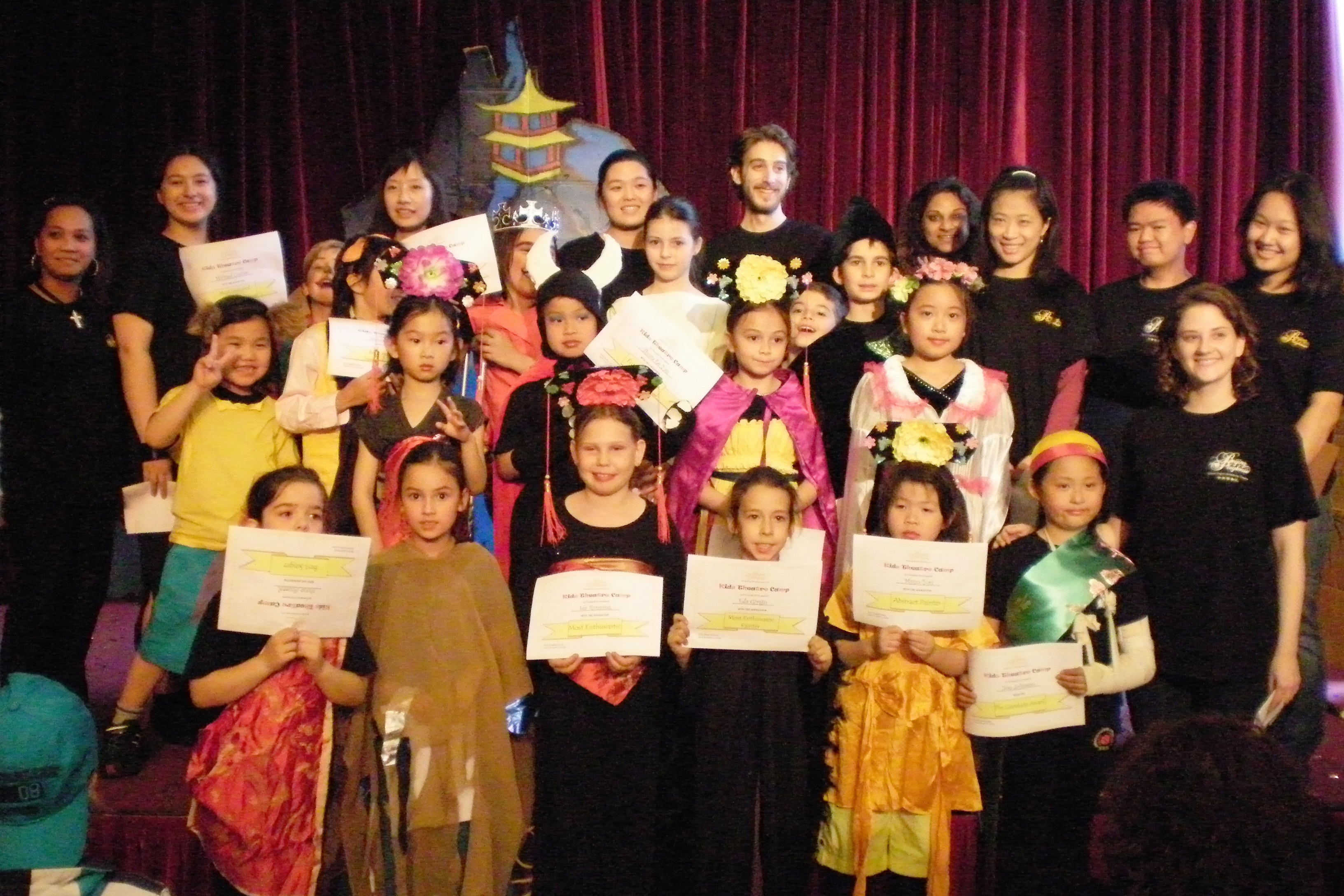 beijing playhouse kids theatre camp the monkey king 4.11.09 (30 ...