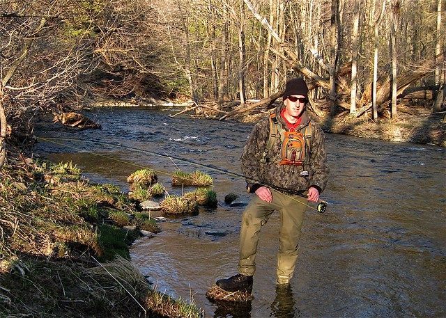 Fly fishing wiscoy creek pike ny flickr photo sharing for Trout fishing ny
