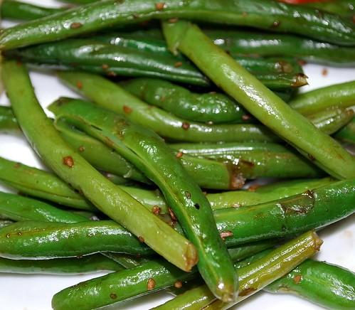 Balsamic Beans 1