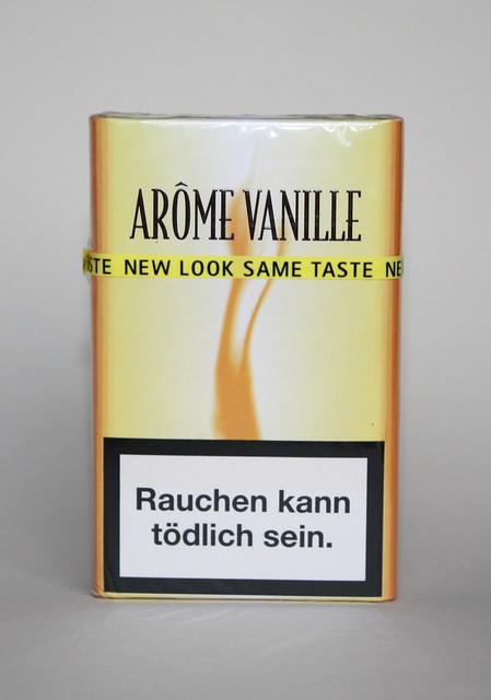 Arome vanille cigarettes online best cigars 2019