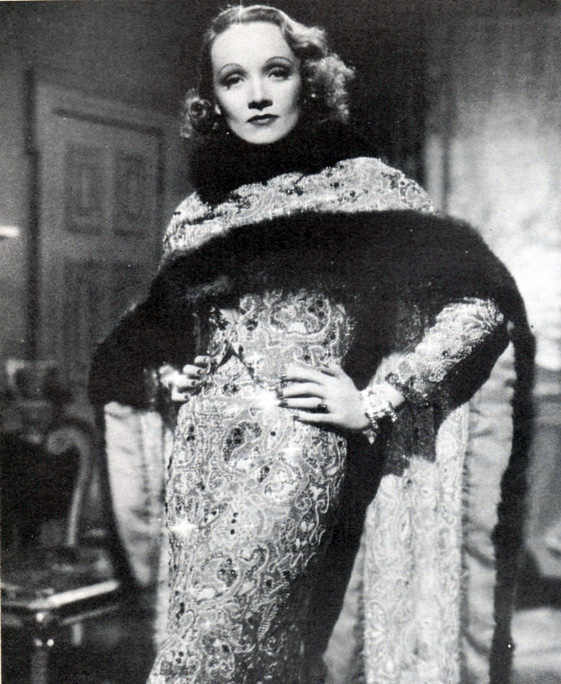 "Marlene Dietrich in ""Angel"" 1937"