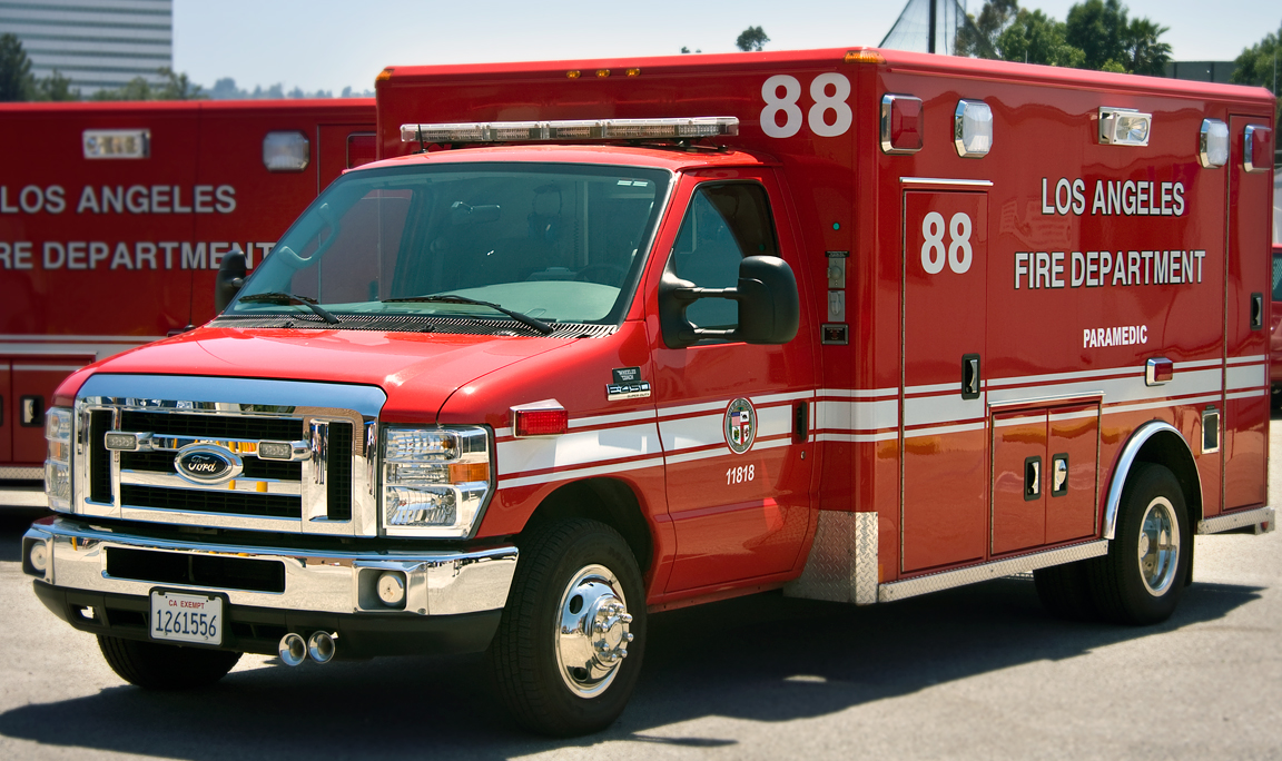ambulance  los angeles and paramedics on pinterest