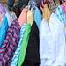 Fabrics in market by begin again