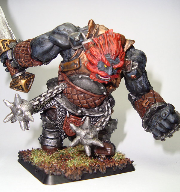 Reaper's Fire Giant Bodyguard | Flickr - Photo Sharing!