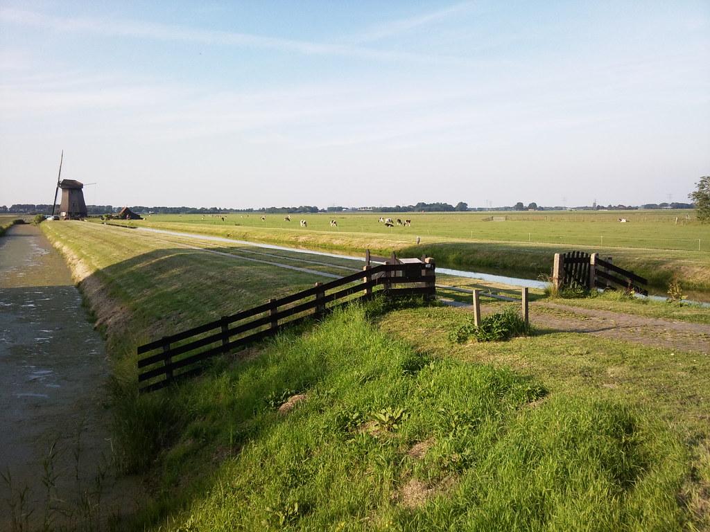 Polderlandschap - jurjen_nl via Flickr