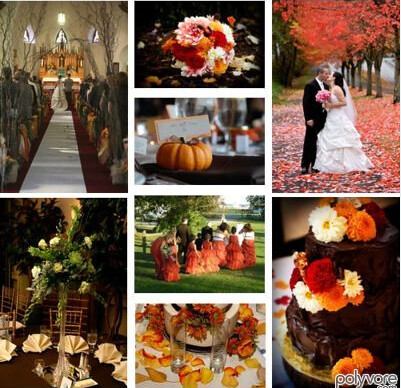 My wedding place autumn wedding Places to have a fall wedding