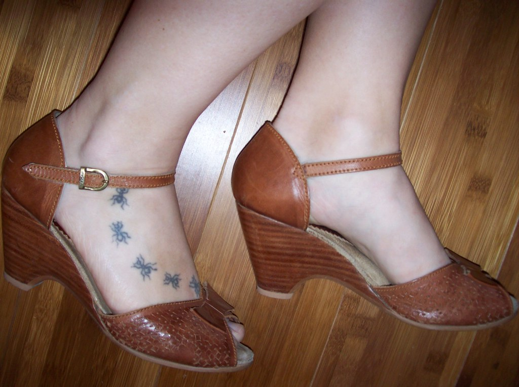 Vintage nine west sandals