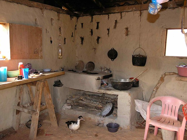 Cocina en un rancho ranch kitchen nueva segovia nicara - Racholas para cocina ...