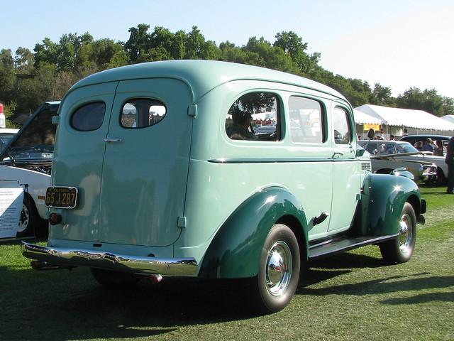 1941 Chevrolet Suburban 65 J 287 2 Flickr Photo Sharing
