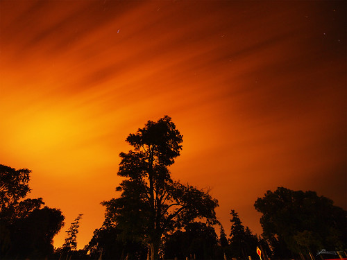 longexposure trees sky ontario canada beautiful bulb night clouds spectacular stars outdoors moving amazing fantastic striking dex finest chathamkent dexxus exploredjul262009211