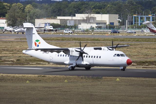 danish air transport atr-42-500 oy-ruf