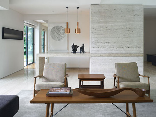 Mid Century Modern Interior - Albano Daminato by plastolux