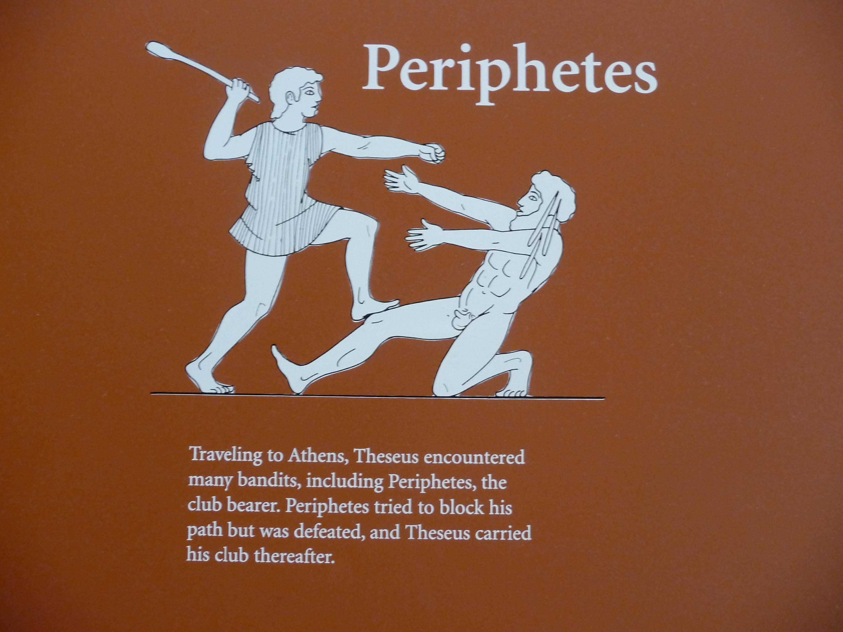 periphetes