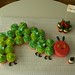 The Hungry Caterpillar Cupcakes Cake!
