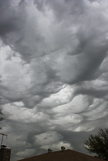 Storm Clouds over Benbrook | 3/25/09