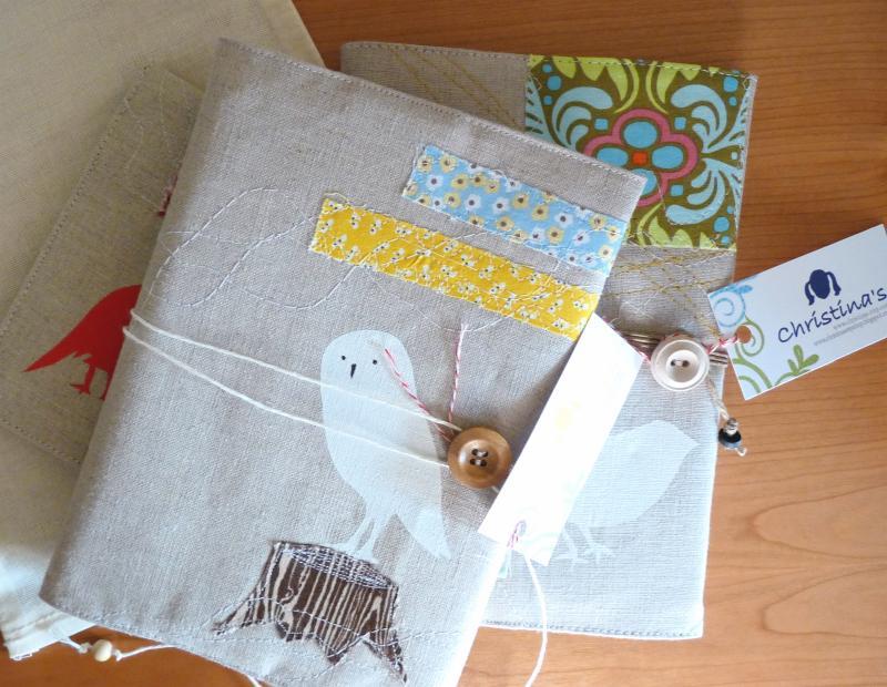 Handmade Cover For Book : Christina s handmade book covers — decor
