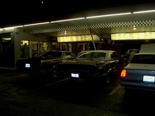The Frosted Mug Drive In. ( Closed.) Alsip Illinois. Early September 2006. by Eddie from Chicago