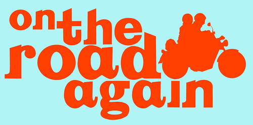 On The Road Again Logo