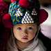 Yao baby Laos by Eric Lafforgue