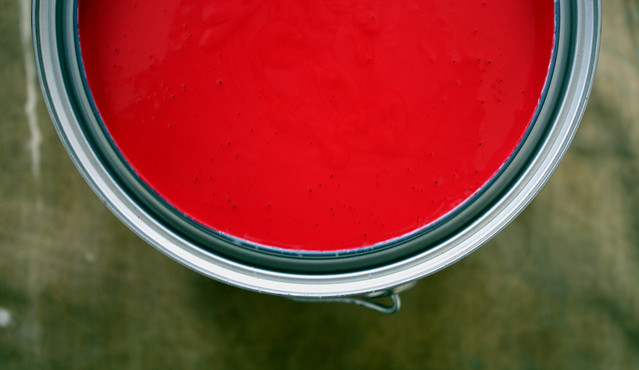paint can light reflectance value