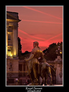 Royal Sunset, London
