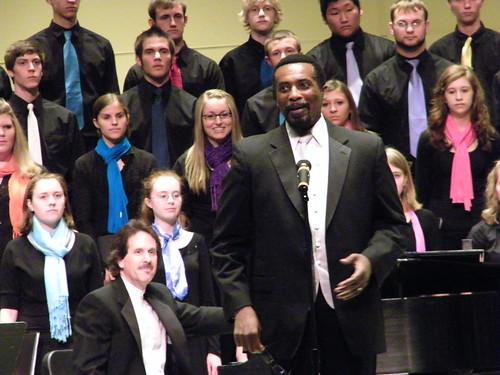 MSVMA All-State Choir at Michigan Youth Arts Festival (Kalamazoo, Michigan, May 9, 2009)