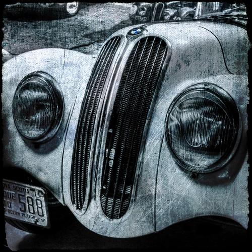 1937 BMW 328 by M. Rosenberg