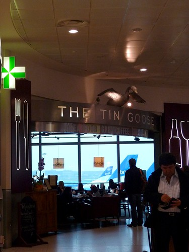 Tin Goose, Heathrow Airport, TW6