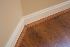 Photo essay it 39 s a binary world 2 0 for Wood floor quarter round