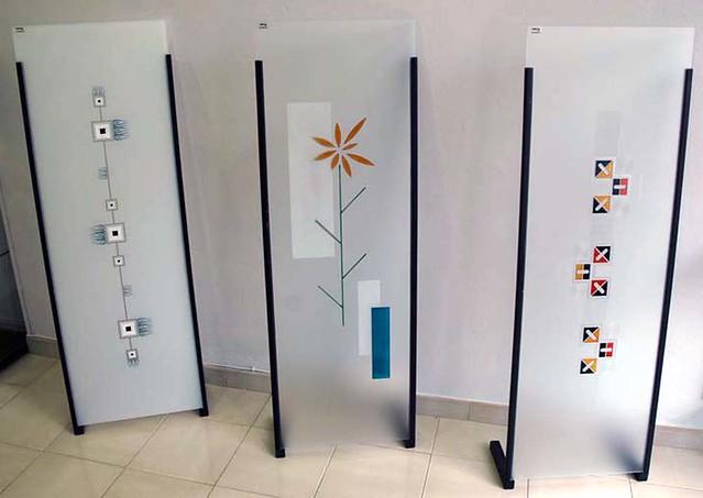 3548478509 c443fa3739 for Cristales decorados para puertas de salon