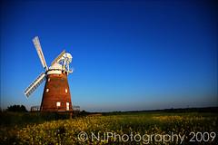John Webb's Windmill, Thaxted